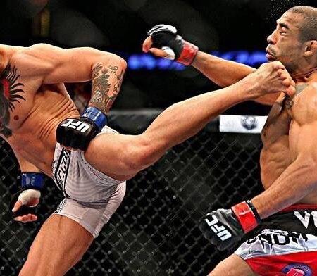 Mejores sitios para apostar a UFC