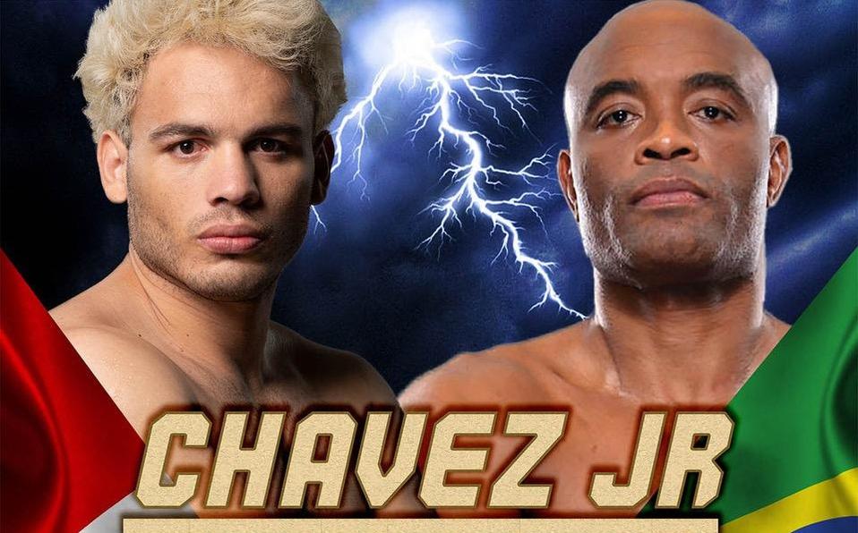 Julio César Chávez Jr. vs. Anderson Silva